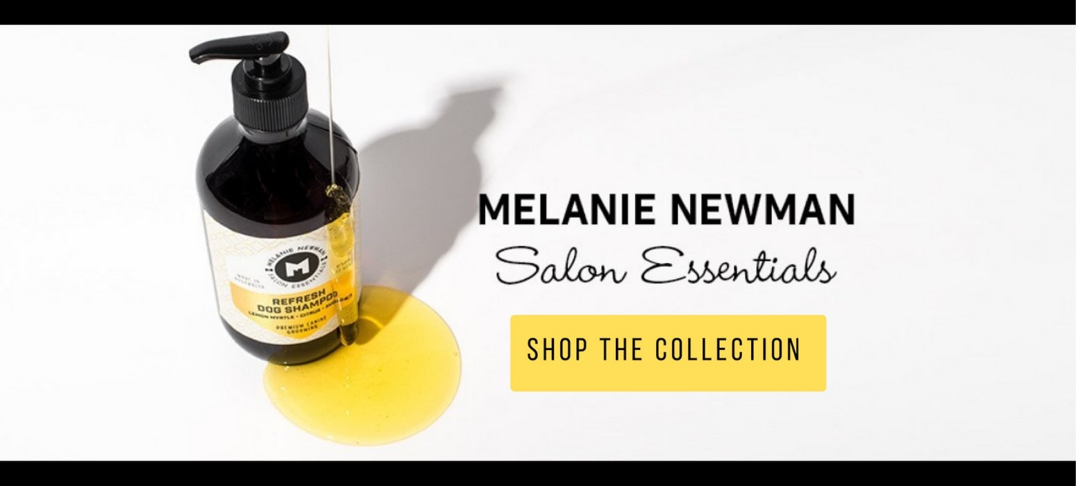 Melanie Newman Pet Grooming Essentials-min